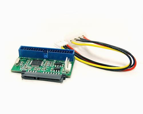 IDE-ADAPTOR  IDE (Parallel ATA) Converter; IDE to SATA Converter For Drive