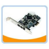 BT-PE1394B  2-port 1394B FireWire 800 and 1-port Firewire 400 PCI Express Card