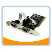 BT-P2S  2 Ports Serial PCI Card (32Bit)