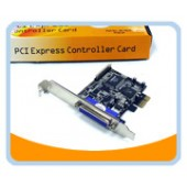 BT-PE1P  PCIe Parallel Card 1 Port