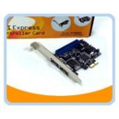 BT-PESAPA  PCIe SATA II 300 + PATA Raid Card
