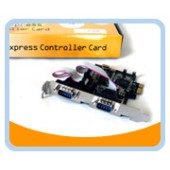 BT-PE2S  PCIe Serial Card 2 Ports