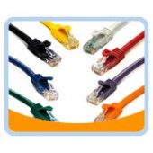 C6EB  Cat 6 Enhanced 550MHz Patch Cables