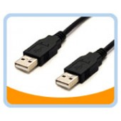 USB2-AA  USB 2.0 CABLE - Type A Male to Type A Male