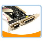 BT-P1S1P  1 Serial Port + 1 Parallel Port PCI Card