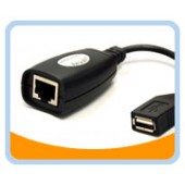 USB-RJ45  USB to RJ45 Extension Adapter, extends up to 150ft