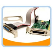 BT-P2PL  LOWPROFILE PCI to Parallel 1+1 port Controller Card