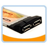 BT-C150E  PCMCIA e-SATA 2 port CardBus