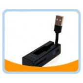 PG-1000  USB 2.0 4-slots Card reader + BlueTooth