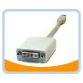 "MIDP-DVI005  Mini DisplayPort to DVI-D 0.5ft (6"") Adapter"