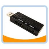 PG-102  USB 2.0 to eSATA/SATA Bridge Adapter
