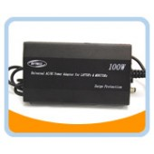 PW-100W 2 in 1 100W AC/DC Universal Laptop/Monitor Power Adaptor w/ USB 5V Charge port (Discontinued)