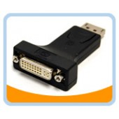 DP-DVI   DisplayPort male to DVI female Adaptor