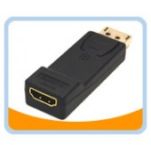 DP-HM  DisplayPort male to HDMI* female Adaptor