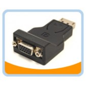 DP-SVGA   DisplayPort male to VGA female Adaptor