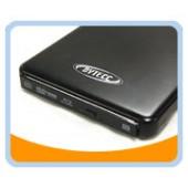 DVD-100  USB 2.0 External Enclosure for Slim-SATA Optical Drive (Black)