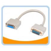 DB15MF  DB15 Tranceiver AUI Male to Female Cable