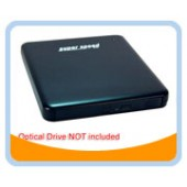 DVD-100U3  USB 3.0 External Slim O.D.D. Enclosure for Slim-SATA O.D.D. Devices