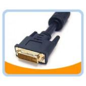 DVIIF  DVI-I Dual-Link Digital Cable w/Ferrites M/M
