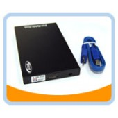 "HD3-S3U3  Tool Less Aluminum 2.5"" USB 3.0 TO SATA 6G HDD Enclosure"