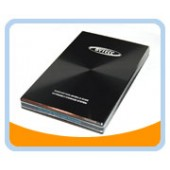 "HD4-SU3  USB 3.0 Aluminum Easy to open 2.5"" Screwless Enclosure(For Sata I/II Hard Drive)"