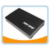 "HD7-U3FW800    2.5"" SuperSpeed USB 3.0 & Firewire 800 to Sata Mobile External Enclosure (Black)"