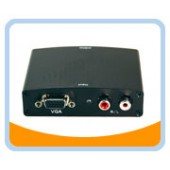 HM106  VGA + Audio to HDMI* Converter