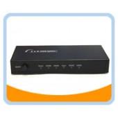 HMSP104  1x4 HDMI® Splitter