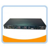HMSW501C  5 x 1 HDMI® to YPbPr + R/L Audio Converter/Switcher