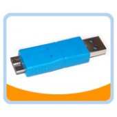 U3-AMICROMM  USB 3.0 Type A Male to Micro Male Adapter