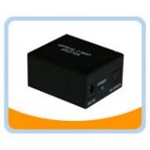OP-SP102    Digital Optical 2 Way Audio Splitter