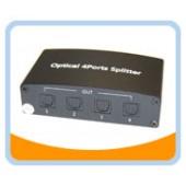 OP-SP104    1 to 4 Optical Audio Splitter