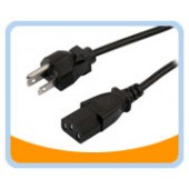 POWERCORD-6K  Power Cord w/ 3 Conductor PC Power Connector