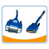 CAB-SS-X21MT  10FT Smart Serial 26 PIN M/DB15 M Cable