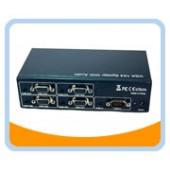 VGSP104  VGA 1x4 Splitter w/ Audio