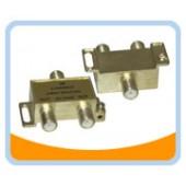 F2SP   F-Type 2-way Splitter, Gold