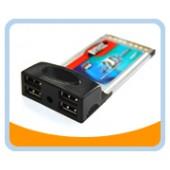 UC-204  USB 2.0 Hi-Speed Card Bus 4 ports