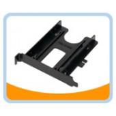 Rear Panel HDD/SSD Bracket