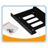 """Bracket-250, 2.5"""" HDD/SSD Metal Mounting Kit"""