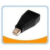 Mini DisplayPort male to DisplayPort  Female Adaptor