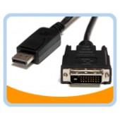 DPDVI  Display Port to DVI Cable