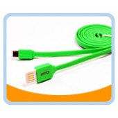 Mobile USB Cable for Charge & Sync (multicolor)