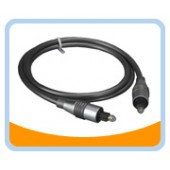 PPT  Assembled Toslink AUDIO CABLE - Metallic jack