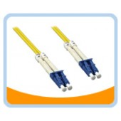 SD-LL   LC to LC Duplex (2 Strand) Cable, Single Mode 9/125 Standard Zipcore