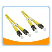 SD-ST  ST to ST Duplex (2 Strand) Cable, Single Mode 9/125 Standard Zipcore